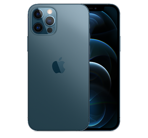 iphone pro blue